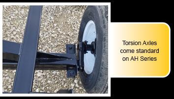 torsion-axle